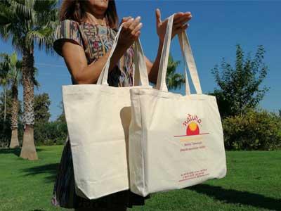 Bolsas de Algodón Ecológico