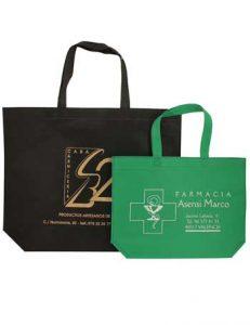 set bolsa tst + maria grande pequeña negra verde