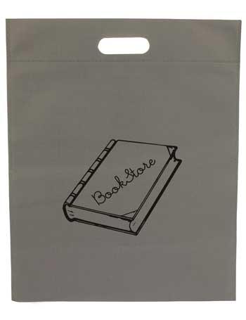 bolsa tst + troquelada gris mediana